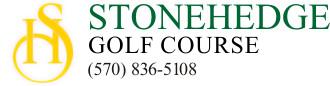 Stonehedge Golf Course
